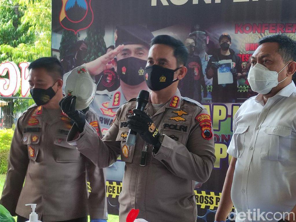 Pembunuh Pria dalam Kamar di Semarang Ditangkap!