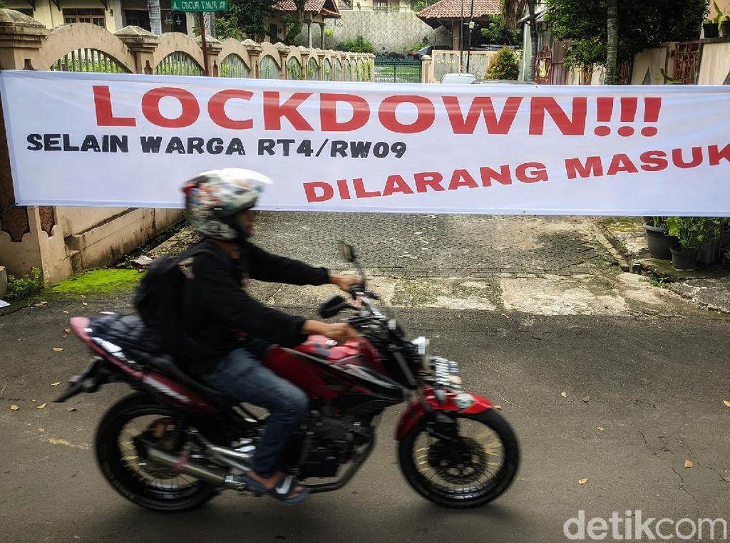 Gede Banget! Segini Angka yang Harus Dibayar Jika Lockdown