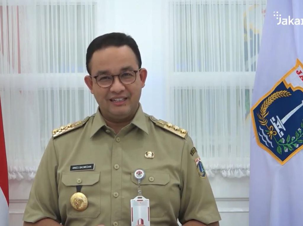 Anies: Warga Jakarta yang Sudah Vaksinasi Capai 4,5 Juta Orang