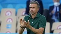 Luis Enrique Tak Akan Mundur Andai Spanyol Tersingkir dari Euro 2020