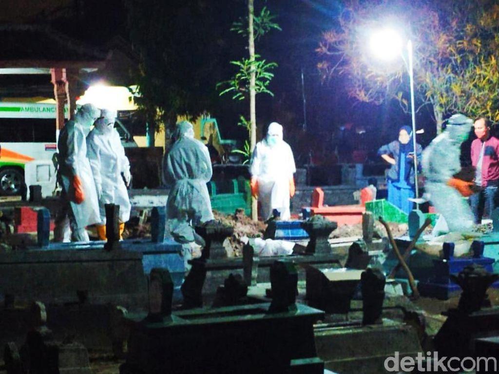 Satu Warga di Klaster Hajatan Banyuwangi Meninggal