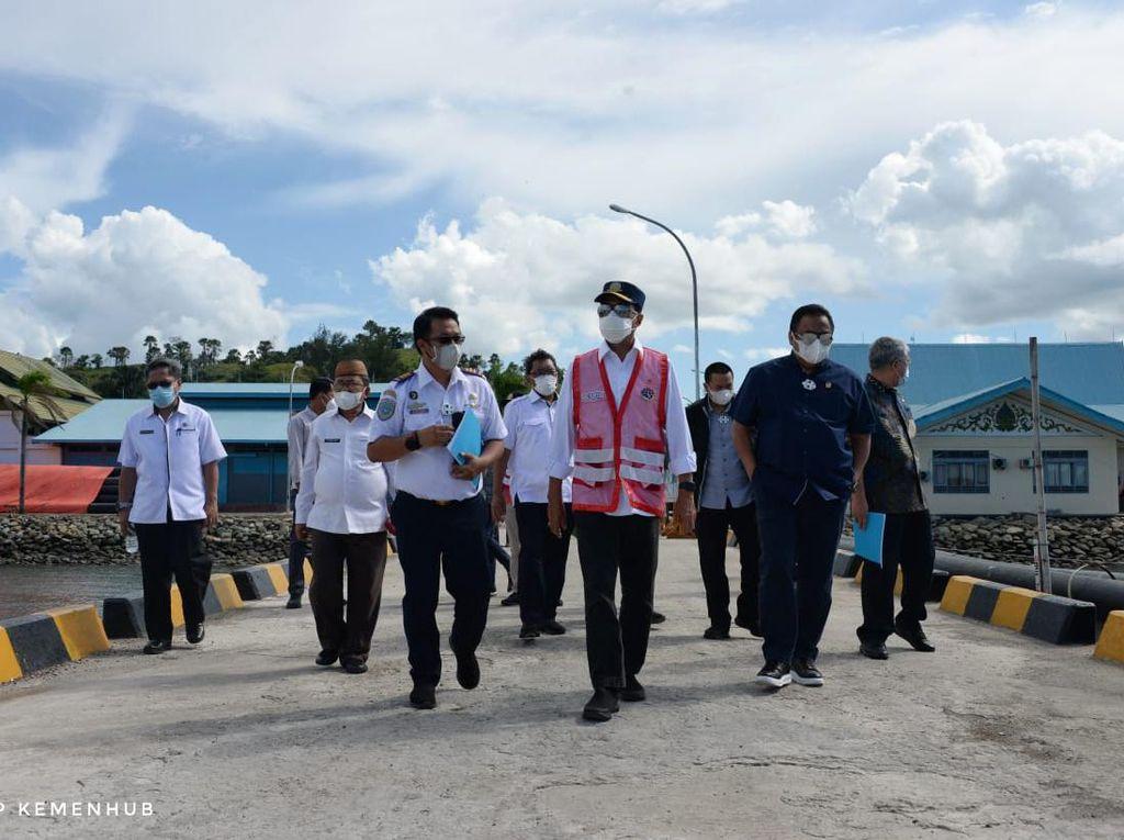 Pelabuhan Anggrek Gorontalo Dikelola dengan Skema Pendanaan Non-APBN