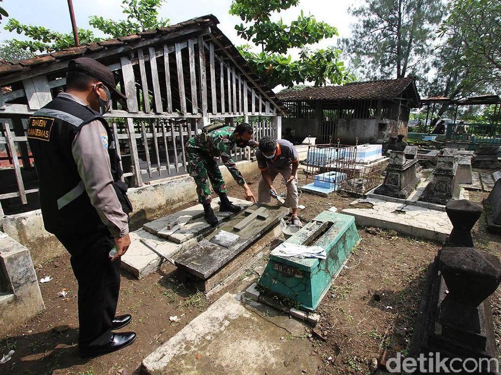 Babak Baru Kasus Perusakan Makam di Solo, Seret 7 Bocah Jadi Tersangka