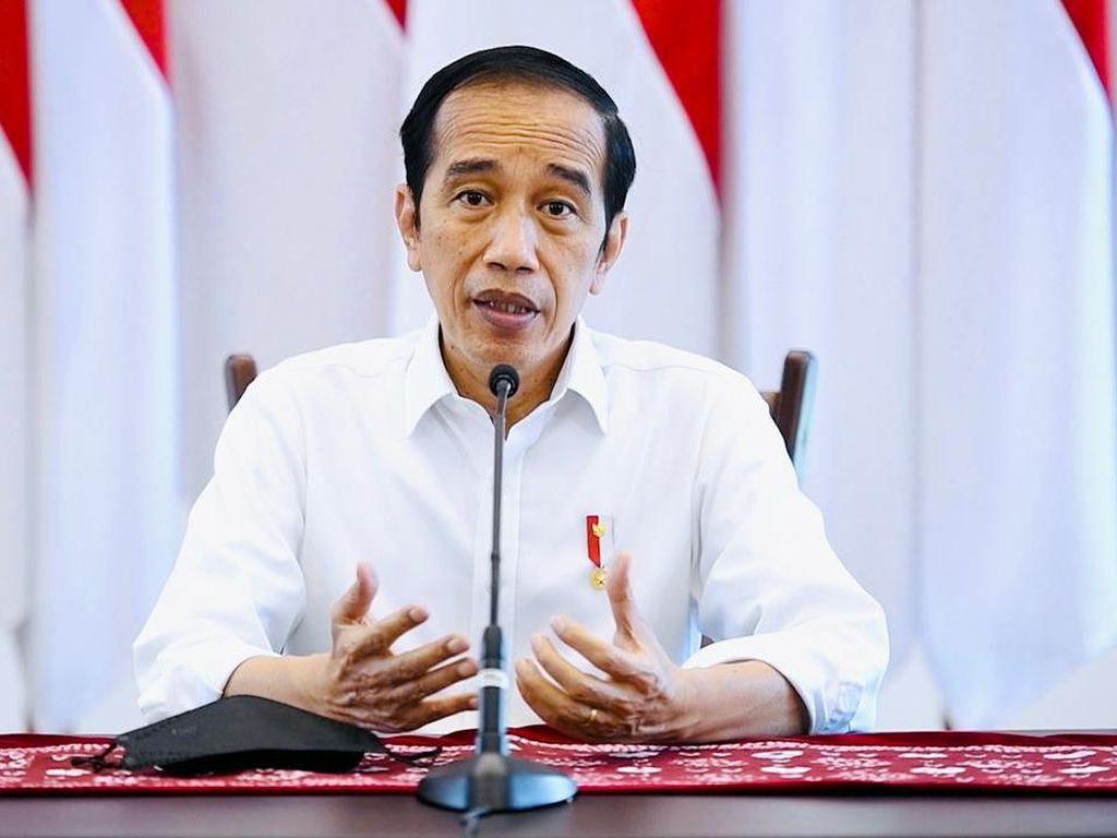 Doakan Ultah Jokowi, Ketua BPK: Pimpin Kami Arungi Pandemi