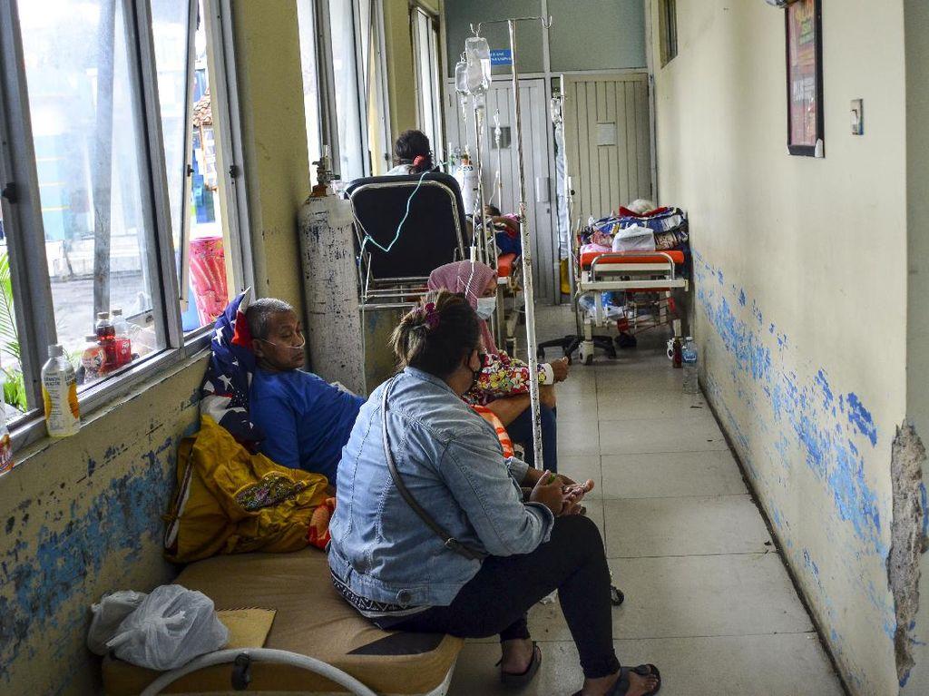 La Nyalla Tak Terima RI Disebut Gagal Tangani Pandemi COVID-19