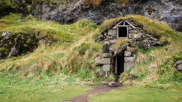 Rumah elf di Islandia