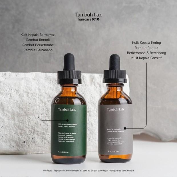 Penggunaan serum sebagai cara mengatasi rambut rusak dan cara melembutkan rambut