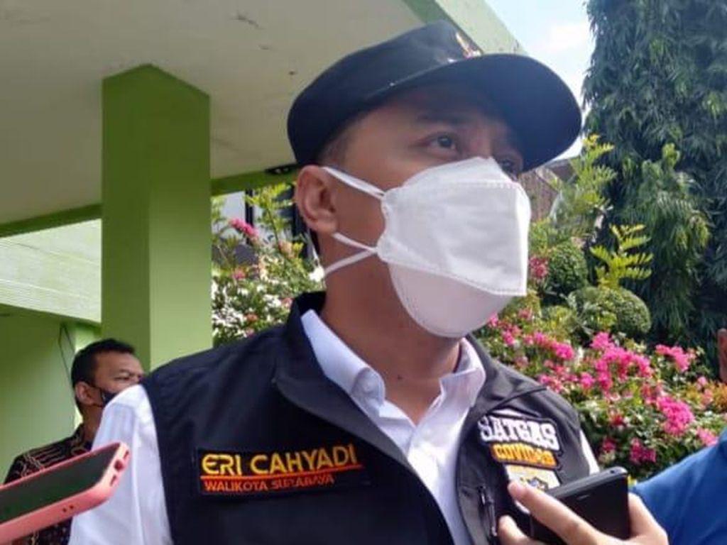 Ketersediaan BOR RS Rujukan COVID-19 di Surabaya Kritis, Tersisa 11 Persen