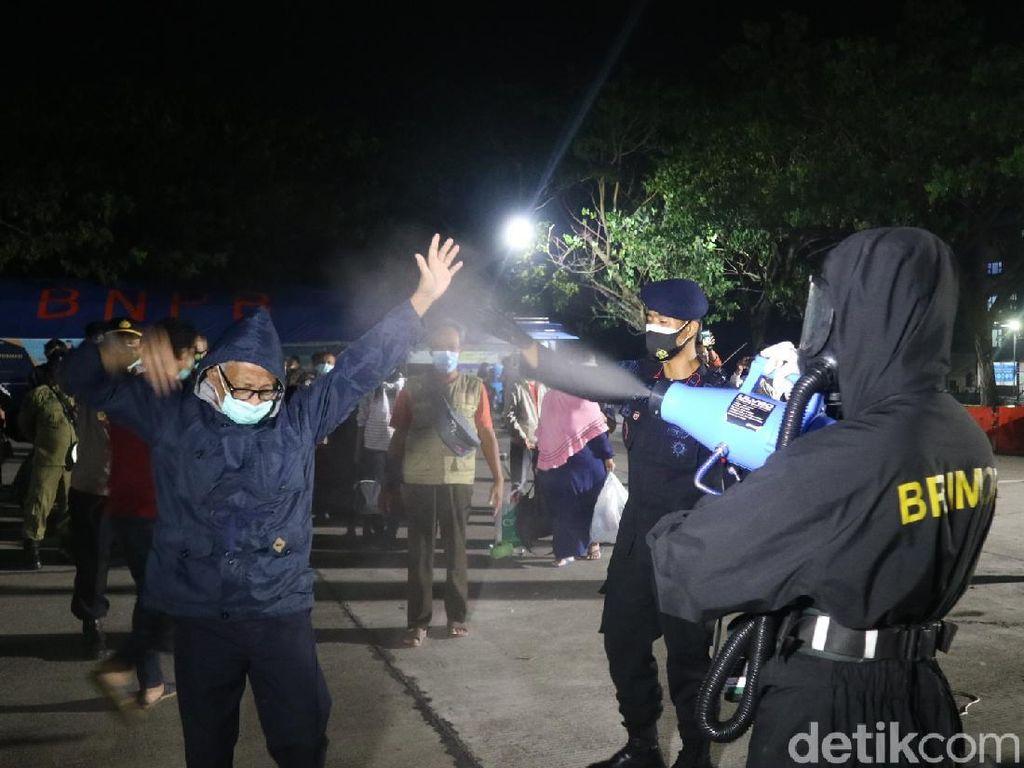 Seluruh Warga Kudus di Lokasi Isolasi Asrama Haji Donohudan Dipulangkan