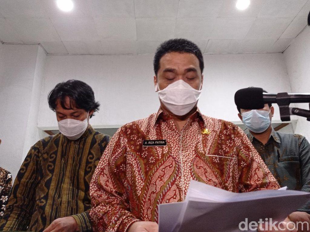 Wagub DKI Ingatkan Salat Jumat di Masjid Jakarta Besok Ditiadakan
