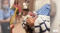 Bayi Ini Diberi Nama Mirip Bandara Tempatnya Lahir