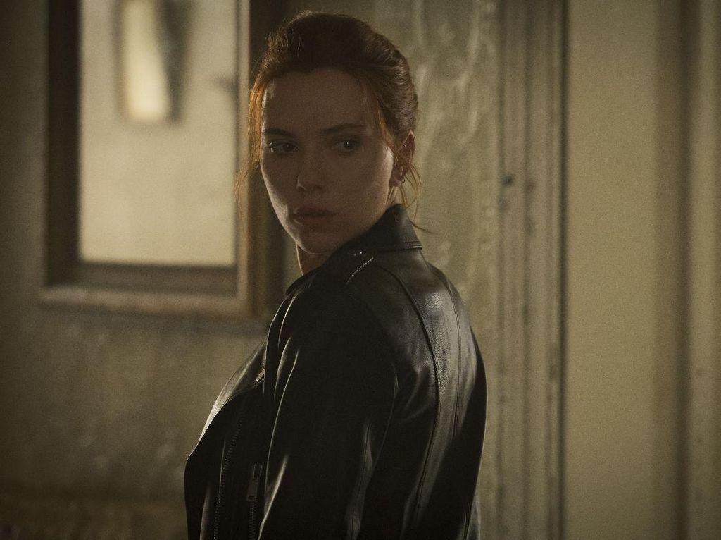 Mantap! Black Widow Pecahkan Rekor Box Office di Masa Pandemi