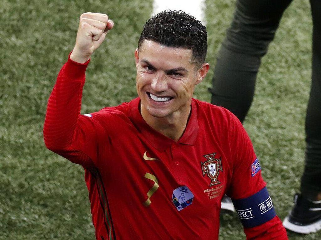 Euro 2020: Ronaldo Top Skor, Donnarumma Pemain Terbaik