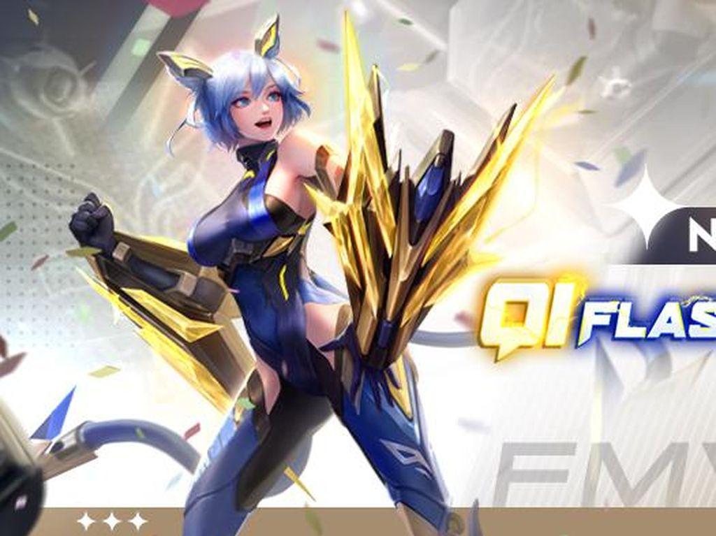 Dapatkan Skin Flash Fist Qi Melalui Event Flash Shuffle Arena of Valor