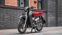 Honda Super Cub C125 Terbaru, Satu Kata: Keren!