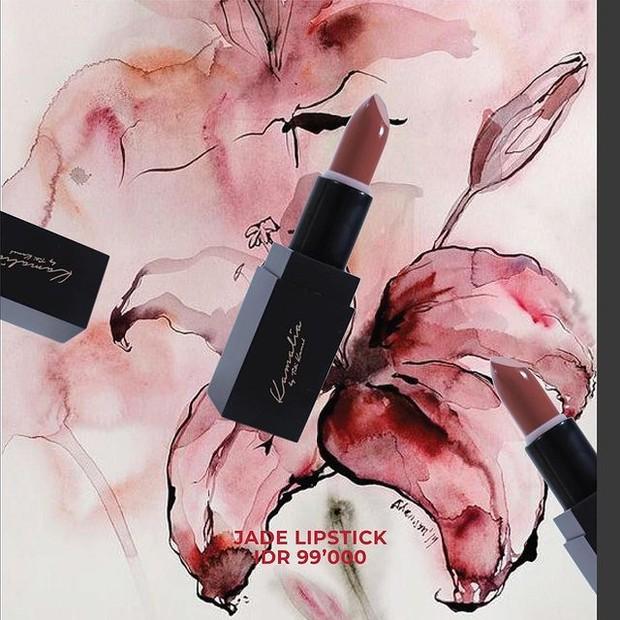 Lipstik warna bibir ini memang bisa bikin penampilanmu tampak natural dengan kesan My Lips But Better