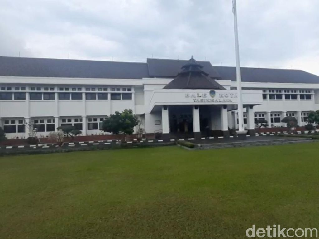 Plt Wali Kota Tasikmalaya Positif Terpapar COVID-19