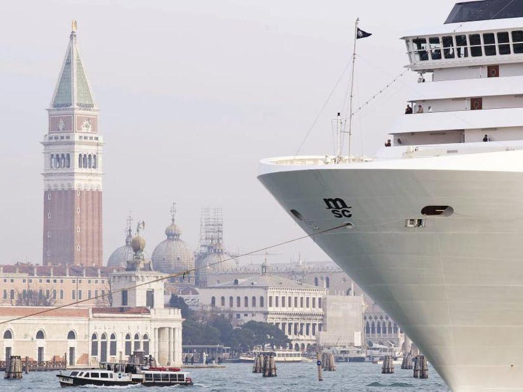 Venesia Masuk dalam Daftar Terancam Punah UNESCO