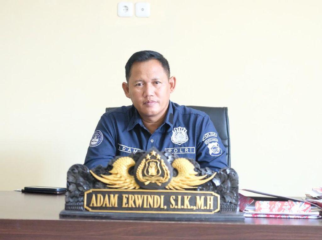 DPO Pembunuh Warga Maybrat yang Buron 1 Tahun Lebih Jadi Tersangka-Ditahan