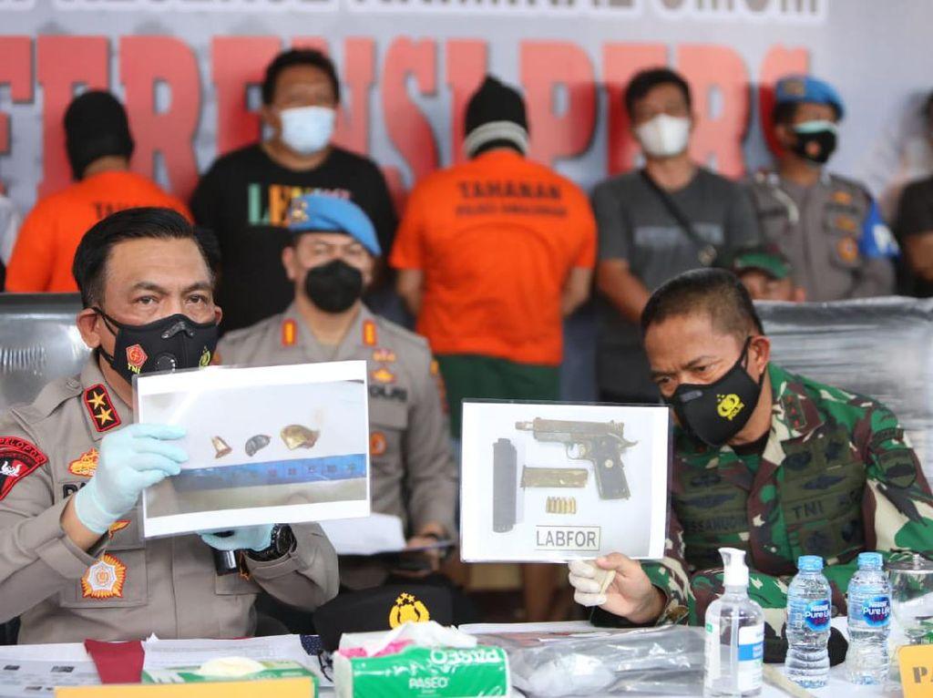 Kapolda Ungkap Ada Oknum TNI Diduga Terlibat Penembakan Pemred di Sumut