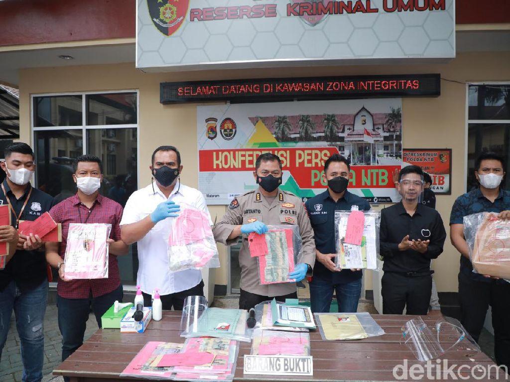 455 Preman Ditangkap di NTB Selama 2 Pekan: Juru Parkir hingga Calo Tiket