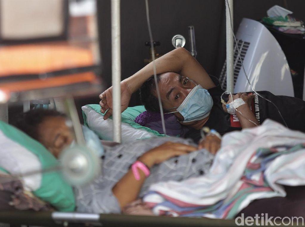 RS Swasta di Bekasi Full, Pasien Berbondong-bondong ke RSUD