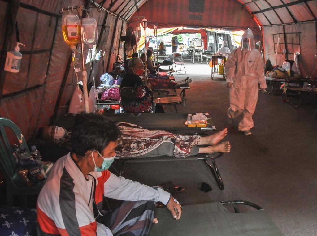 Kondisi RSUD Kota Bekasi: Jenazah COVID Meningkat-Tempat Tidur Penuh