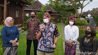 Soal Work From Bali, Sandiaga Tepis Jadi Penyebab Kenaikan COVID-19