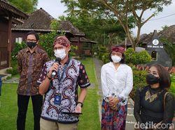 Sandiaga Uno Bantah Work From Bali Jadi Pemicu Lonjakan Covid-19