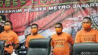 Polisi Ungkap Pelaku Tembak Pelajar di Taman Sari Saat Pesta Ulang Tahun