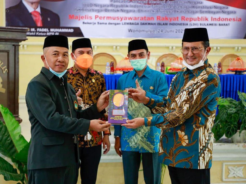 Ini Pendapat Wakil Ketua MPR Soal Konsep Pertanian di Indonesia