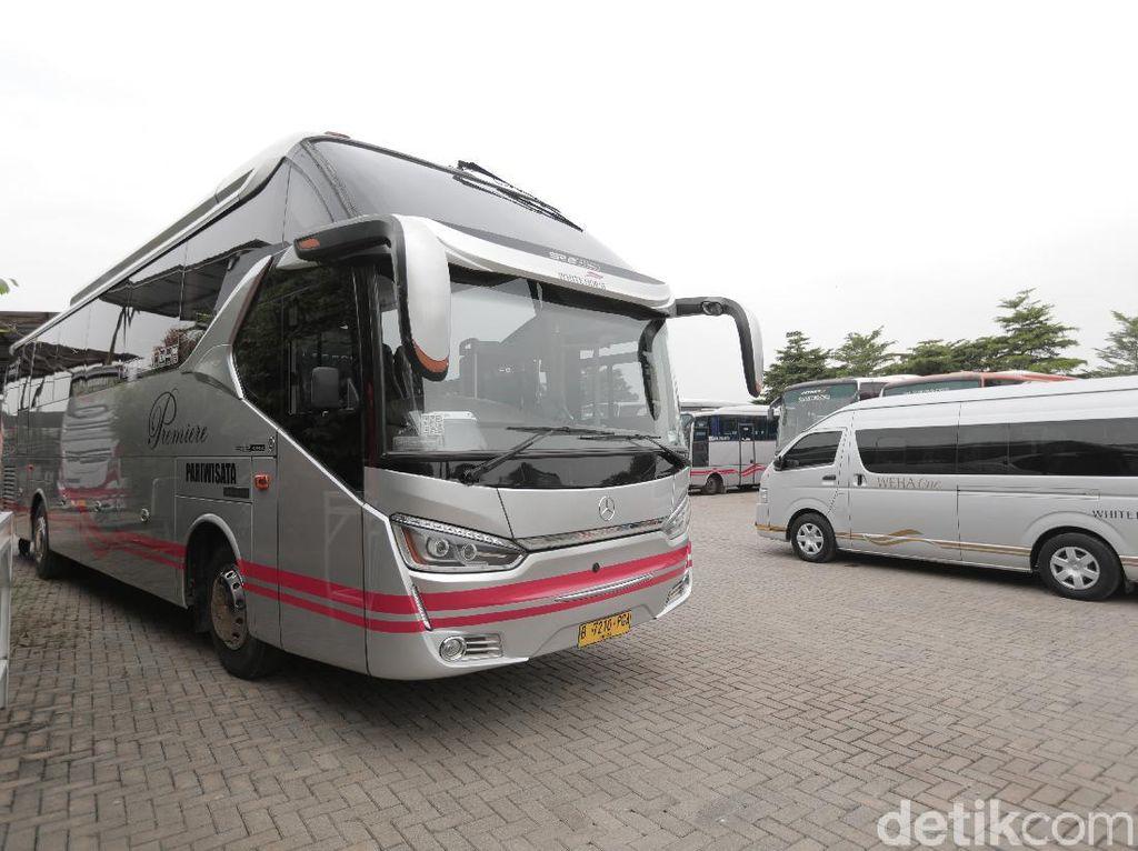 Intip Bus Pariwisata Mewah ala White Horse Group