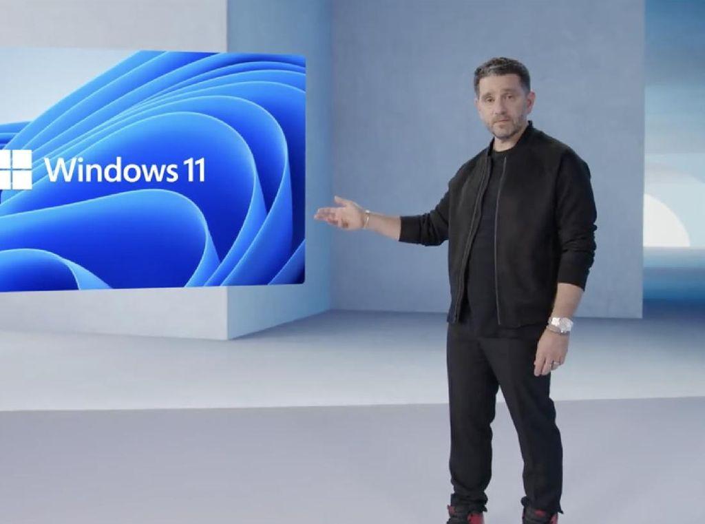Microsoft Resmi Merilis Windows 11