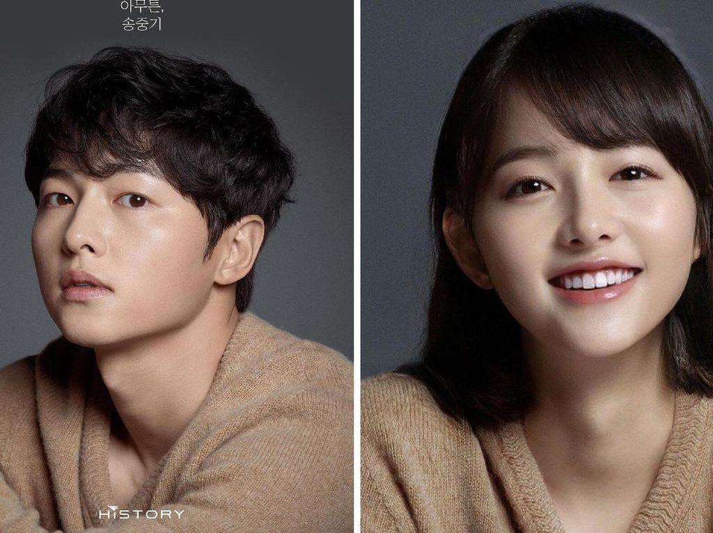 8 Foto Aktor Korea Bila Jadi Wanita, Song Joong Ki Cantiknya Kebangetan