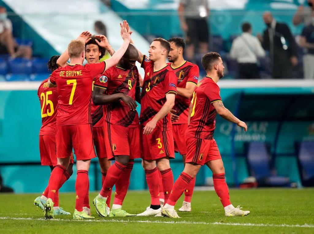Pelatih Belgia: Juara Euro 2020? Singkirkan Portugal Dulu!