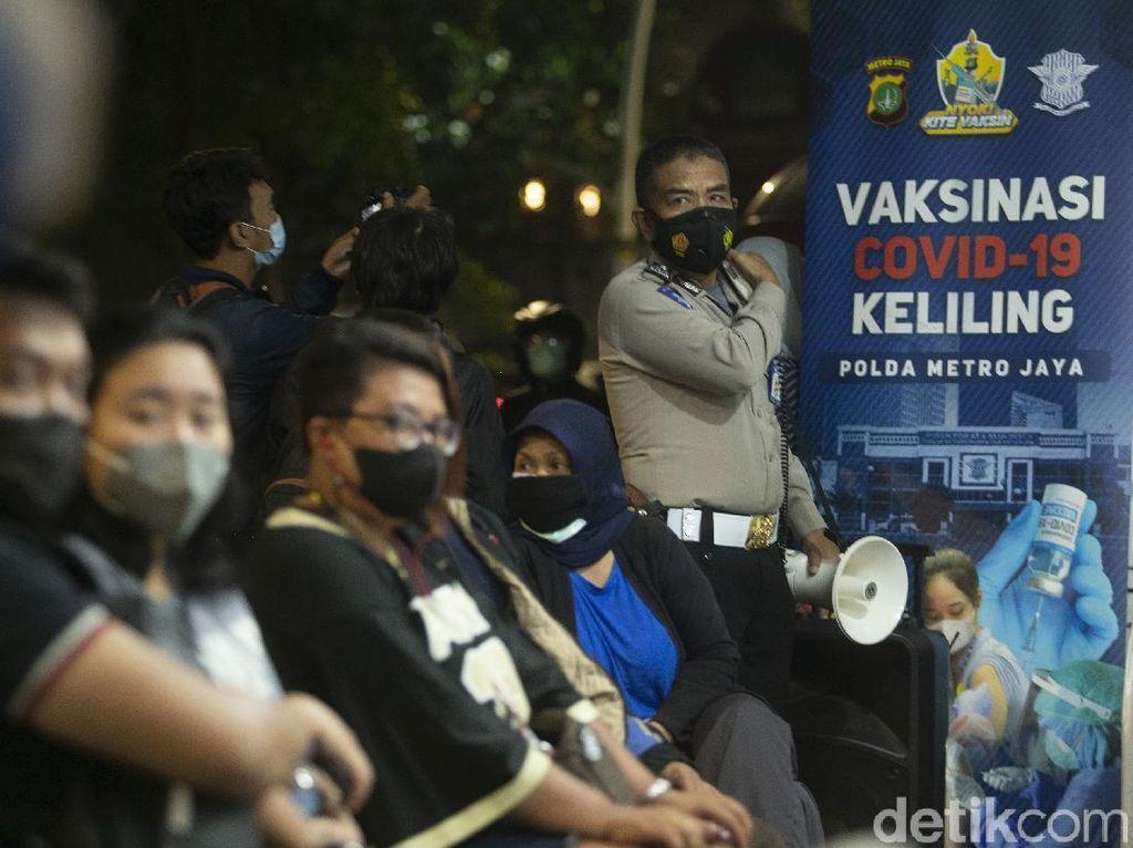 Polisi dan Pandemi