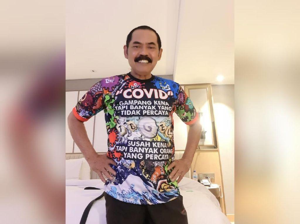 Cerita Eks Walkot Solo FX Rudy Ketahuan Kena Corona Saat di Jakarta