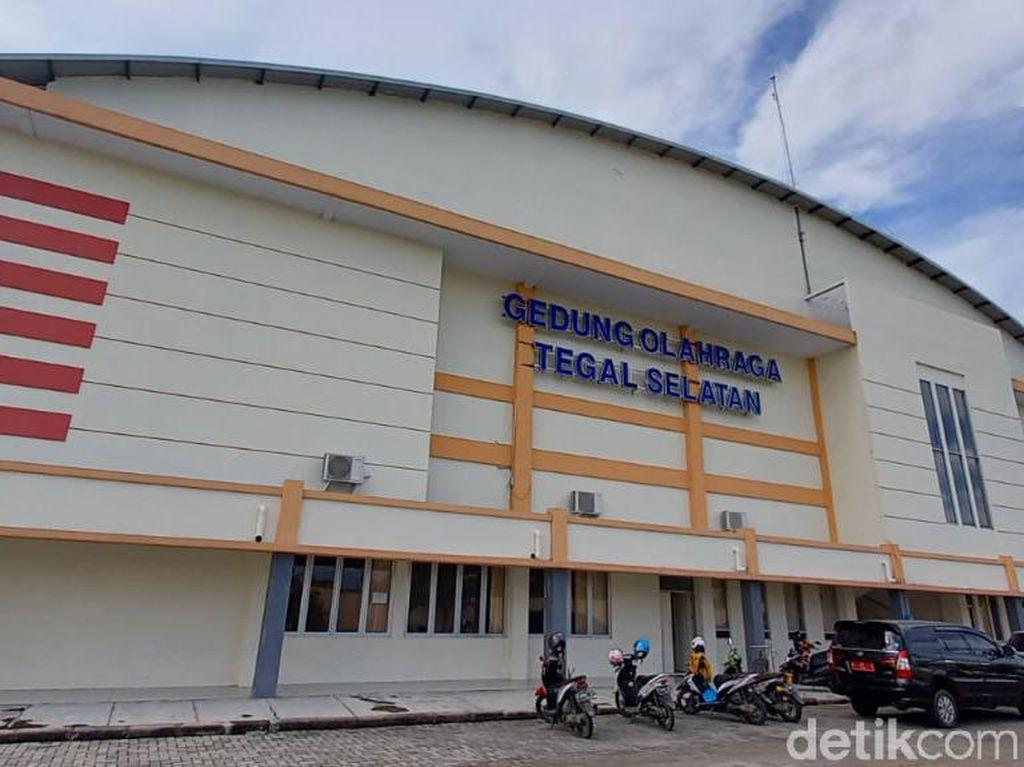 Bed Isolasi Corona di Rusunawa Tinggal 5, Pemkot Tegal Siapkan GOR