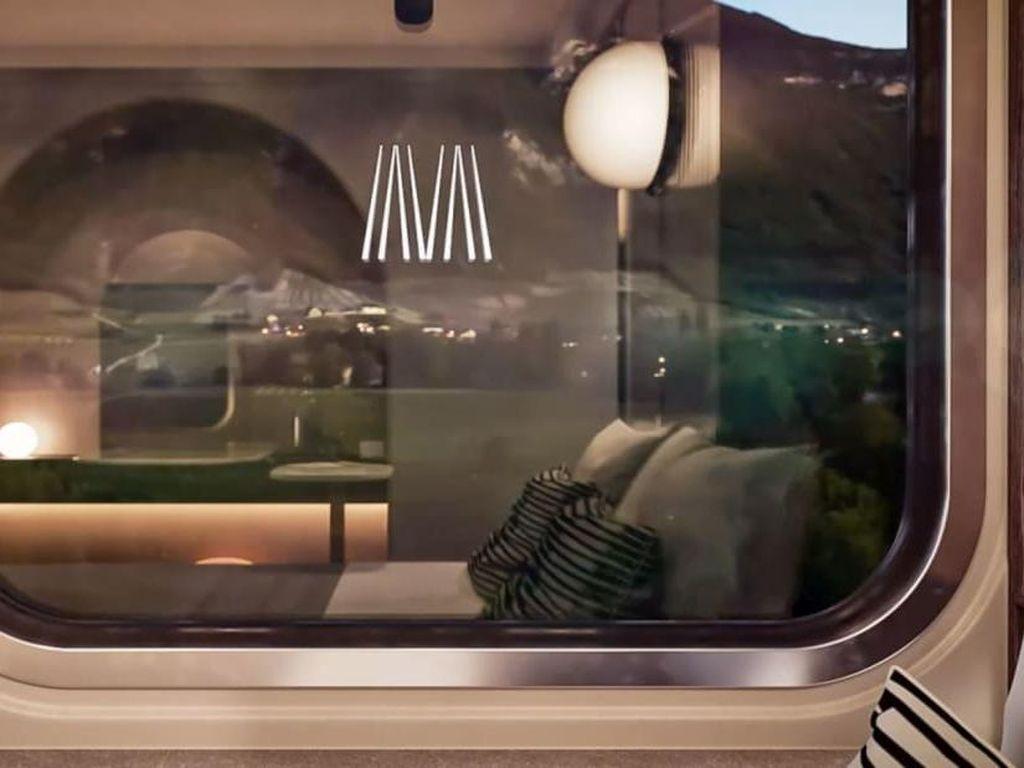Baru Nih! Jalan-Jalan ke Paris dengan Hotel dalam Kereta