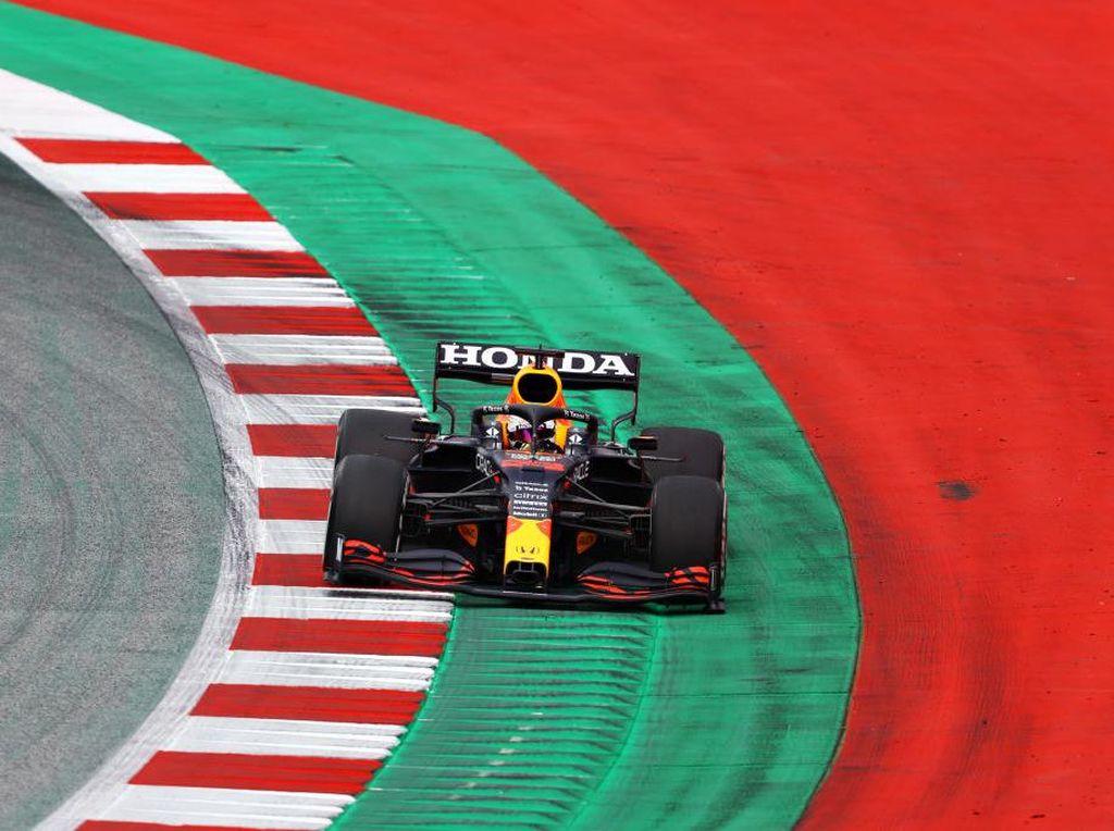 F1 GP Styria 2021: Max Verstappen Kembali Kuasai FP2