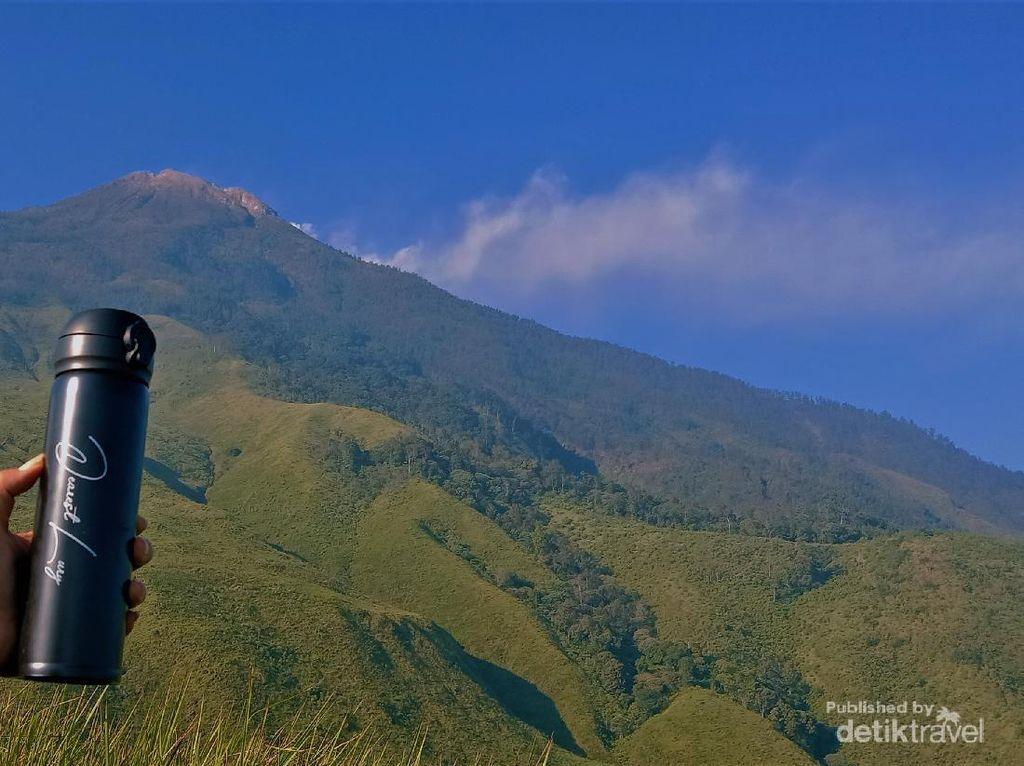 Serunya Trekking di Gunung Pundak, Bahunya Gunung Welirang