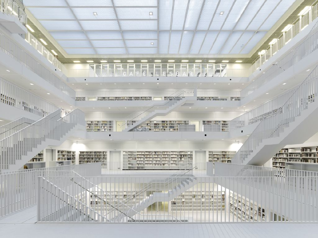 Perpustakaan Terbaik di Dunia Ternyata Ada di 3 Negara Ini