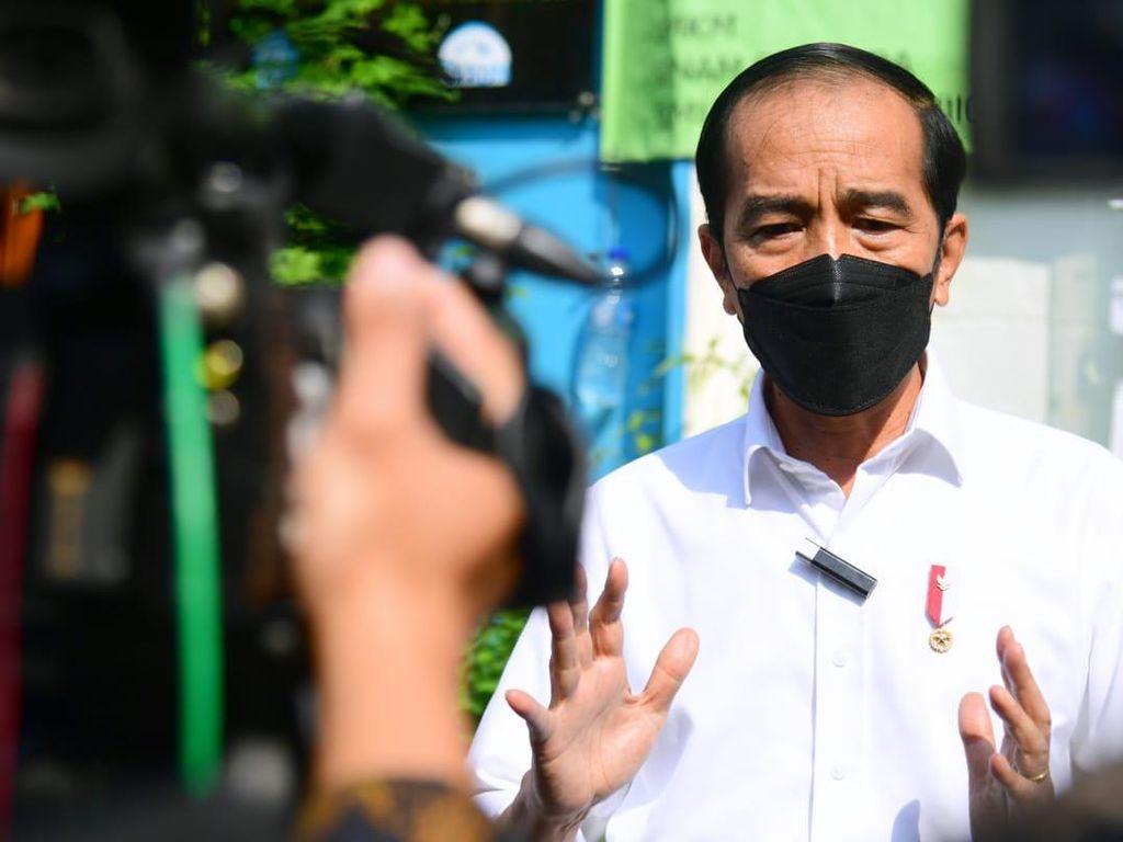 Jokowi Wajibkan Penyelenggara Pelayanan Publik Rahasiakan NIK/NPWP Warga