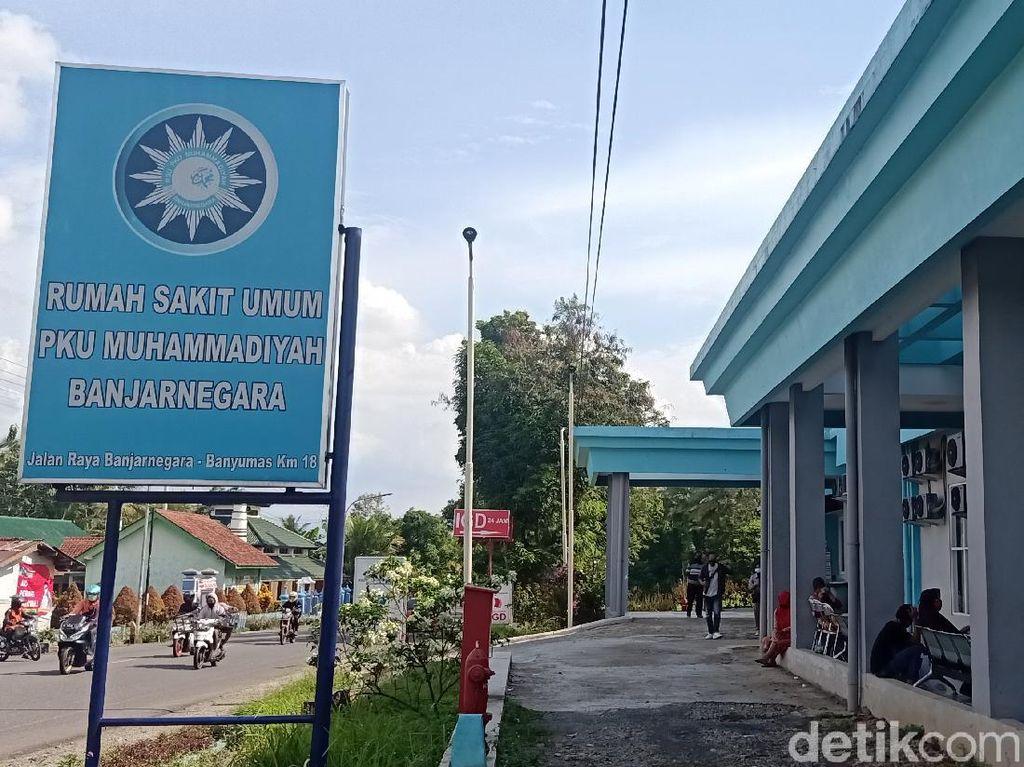 Ruang Isolasi Corona RS PKU Muhammadiyah Banjarnegara Penuh