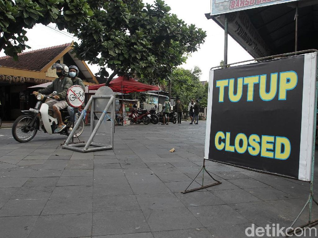Satgas COVID-19: Wisata Jawa-Bali Tutup Selama Libur Idul Adha!