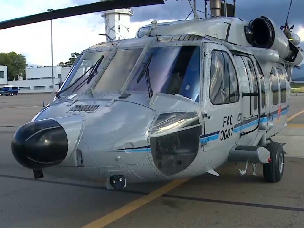 Venezuela Dituding Rencanakan Penyerangan ke Helikopter Presiden Kolombia