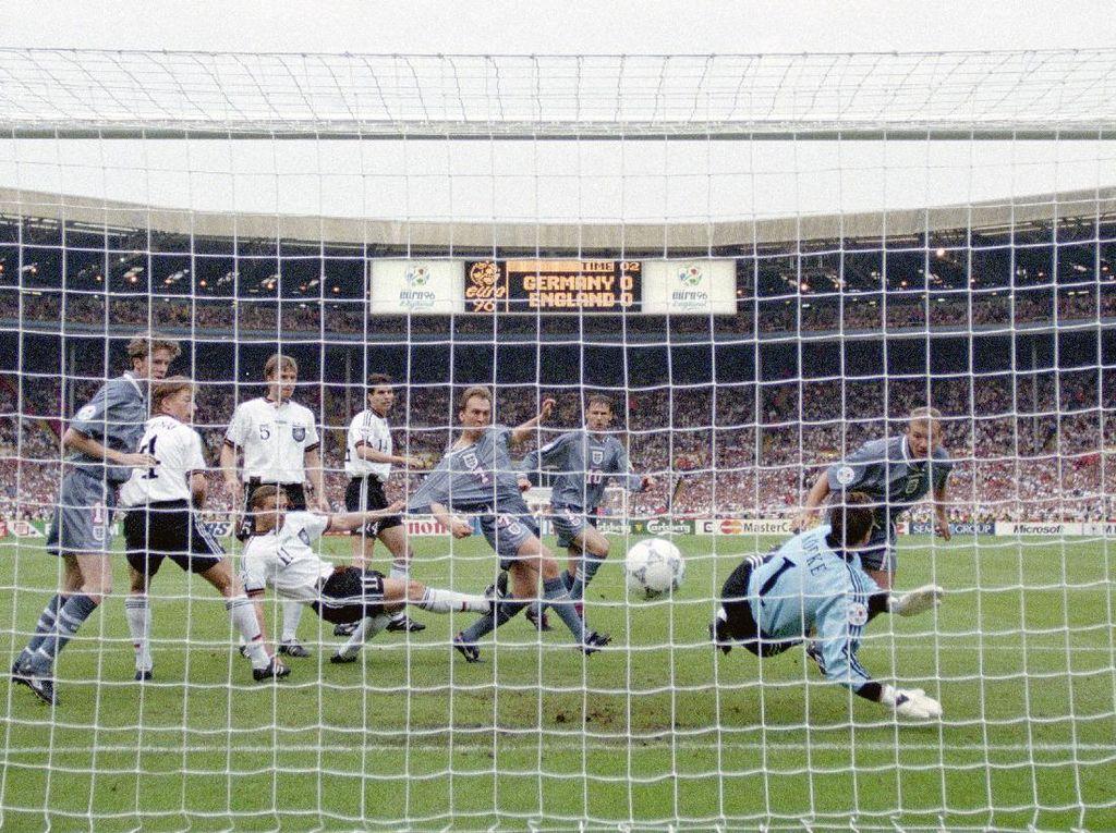 Euro 2020: Declan Rice Tak Kenal Hantu Penalti!