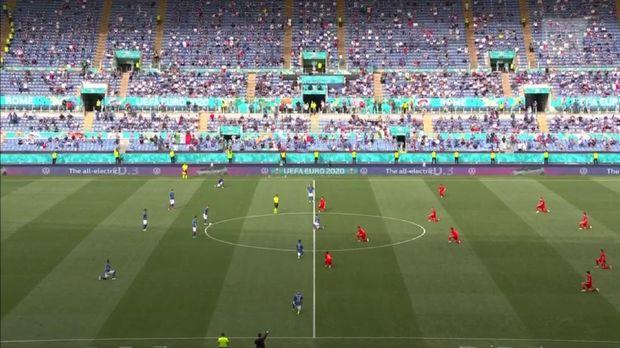 Italia vs Wales