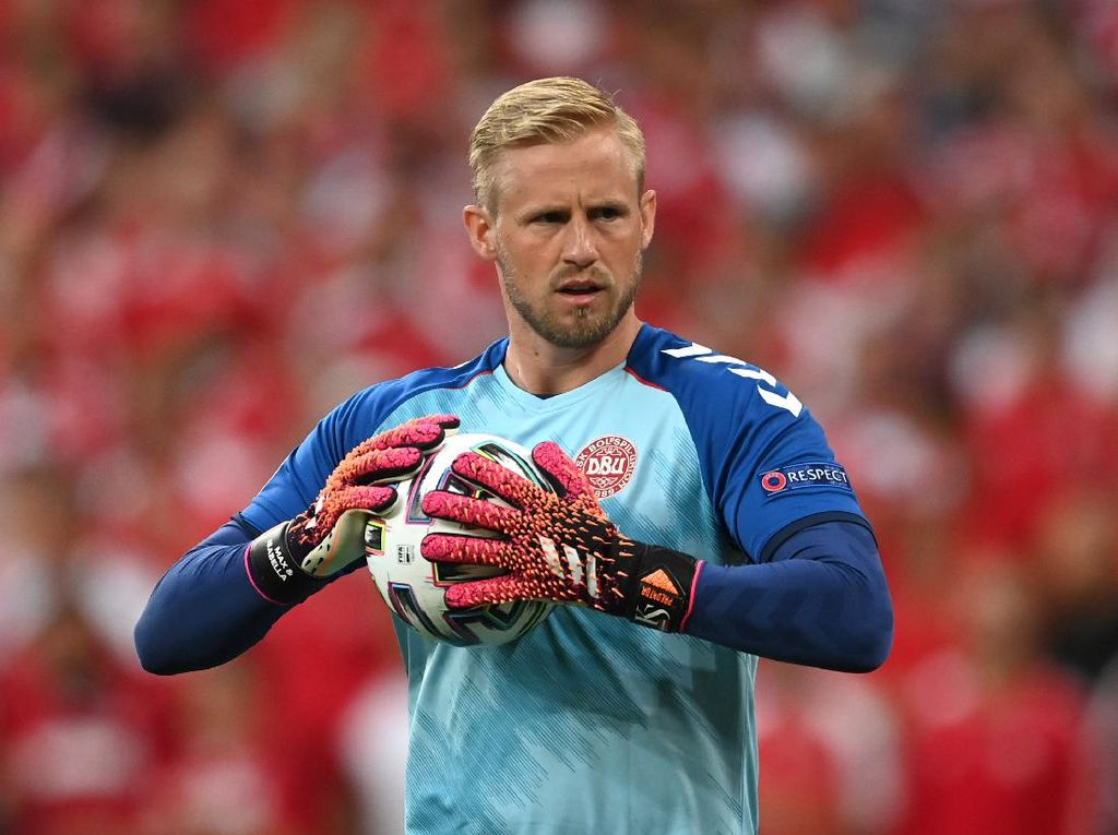 Euro 2020: Adu Jago Duo Kiper Leicester di Laga Wales Vs Denmark