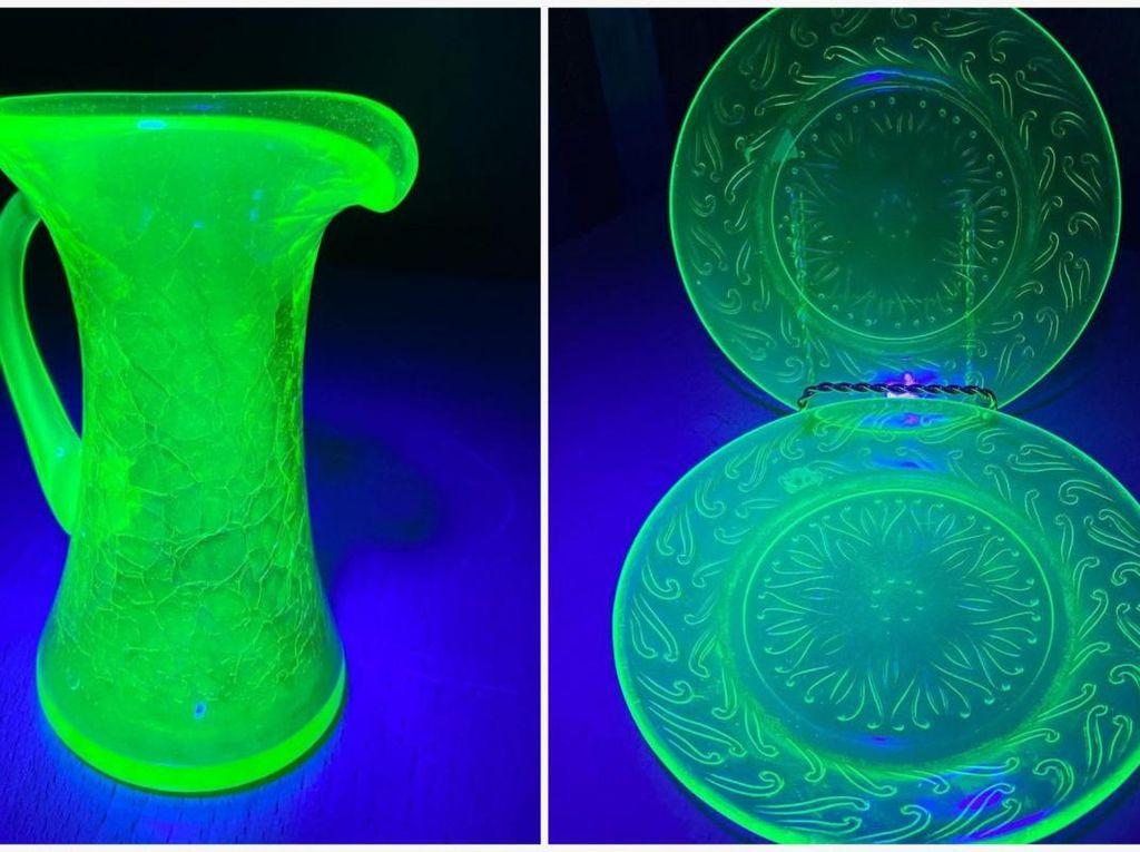 Kolektor Ini Cuma Mau Koleksi Gelas dan Piring yang Terpapar Radioaktif